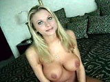 This is one of Briana Banks very first scenes.  It was filmed when she was 21 years old.  Briana and her male friend exchange oral sex, and then start fucking.