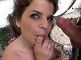 Sexy, Penny Lane, is showing off her mad BJ skills. During her entire interview, she gets more and more antsy for a cock in her mouth.