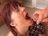 Taylor Kross is a hot little redhead.  In this scene she gives a blowjob, but more importantly, she tosses salad.  No salad is complete without some dressing.