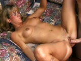 A really sexy amateur blonde is getting the pipe laid to her. She starts with sloppy knober before taking a thorough dicking.