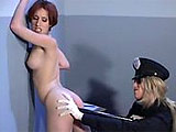 Two kinny, long legged hotties with incredible asses dyke it out in this scene. They go back and forth between eating each other out and fucking each other with a sex toy.