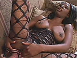 The cock on this stud is so big, Vanessa Monet can barely get it in her mouth.  She licks it and slurps on it, and then she gets her shaved slit eaten.  Vanessa bounces hard on that pole, and then he stuffs it in her tight ass, spreading it open wide.  She takes his load in her mouth, letting id dri