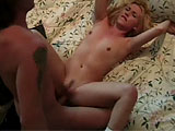 In this scene, Ava Vincent and her stunt cock trade oral on the couch.  She then gets her tight, pink pussy pounded in to submission before taking a healthy helping of protein to the face and tongue.