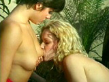 A couple sexy lesbian sluts crave each other's company. After a long 69 session, they swap each others juice and go back for more.
