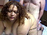 This scene features the BBW amateur girl Nikki.  This is her first time on camera fucking a guy.  He starts out by diddling her fat, hairy folds, and then she sucks his dick.  Nikki is fucked in doggie and mish before the guy pops in the condom.