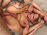 Bridgette Lee is a sexy older chick that likes young cock.  She seduces her stepson and pulls his cock out to suck on.  Her stepson fucks her shaved pussy and gives her what shes been craving.  Bridgette gets a taste of his young cum when he blasts his load all over her face and on her tongue.