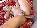 Do girls with all natural tits get you hard? They sure do it for me! Cindy Crawford starts her scene massaging her happy spot before giving her ass one hell of a good fucking.