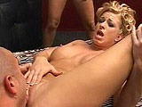 Foxy slut Malitia loves to suck a good dick! After a long, sloppy BJ, all this bitch wants is to be rammed and drilled hard in her ass!