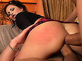 Jennifer Stone and Nadine are two horny Czech sluts.  They get themselves going with their fingers, and then three guys come in to take over.  Blowjobs all around, and then the girls get all of their holes stuffed with cock.  These nasty sluts have their pussies and asses gaped open and get cum spra