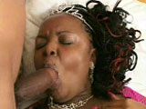 These black sluts are talented as hell. Check out how they strategically place their bodies so the dude can lay back and suck on some pussy while receiving a blowjob.  From this point on, each whore gets an even share of his cock in the mouth and pussy. 
