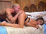 This scene has the brunette whore, Nikki Knoxx.  She loves to swallow cum.  Nikki gets with a guy on a bed, exchanging oral, and getting in to some 69 action.  They fuck hard and Nikki gets the load she has been hungering for.