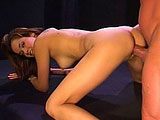 In this scene, you get an hour of Daisy Marie in various clips.  Watch as she masturbates, plays with toys, and takes big cock in throat and juicy pussy.  Daisy gets a load dumped all over her face and in her mouth.