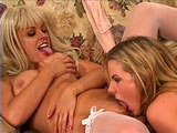 In this scene we have thee hot chicks getting it on.  Dolorian, Jessica Jaymes, and Layla Jade finger and lick each other to multiple orgasms.  They use dildos and vibrators to add to their fun without real dicks.