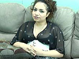 Lena Love is a mix of Cuban and Iraqi, and she is new to the biz.  She is not shy at all and very open, so you will be able to find her in more content.