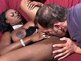 Jada Fire is the complete package with nice titties and a fat ass.  She wastes no time getting right up on that cock, and she rides it like her bicycle.  She gets a nice hot facial in the end.       