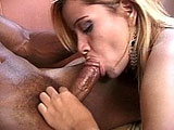 A sexy Latin girl is getting her cunt pounded by a big black jungle cock.  She starts with an enthusiastic cock ride before getting her little Latin ass pounded.  Plus, all the talking in this clip is in Spanish, so that means all the screaming is fucking hot.