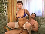 This mature cock monster is a perfect example that age is just a number.  She still has got mad BJ skills, and she can ride cock like a girl half her age. Who says you lose your sex drive once your over the hill?