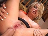 Vicky Vette, a hot big titty slut from Atlanta, starts things off with some masturbation.  A man joins her, going down on her to get her wet, and she jerks him off before going down on him.  She gives him a titty fuck too, and seconds later she's taking his entire length up her sweet pussy. This doe